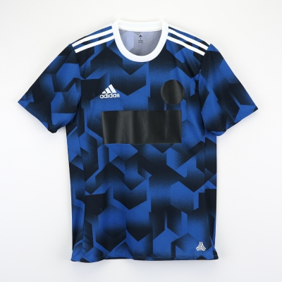 adidas-TRAINING-INDIVIDUAL-男-短袖上衣-AZ9722