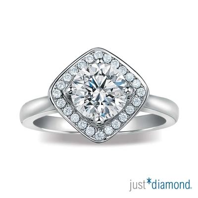 Just Diamond Precious系列GIA 主鑽0.31克拉 鑽戒