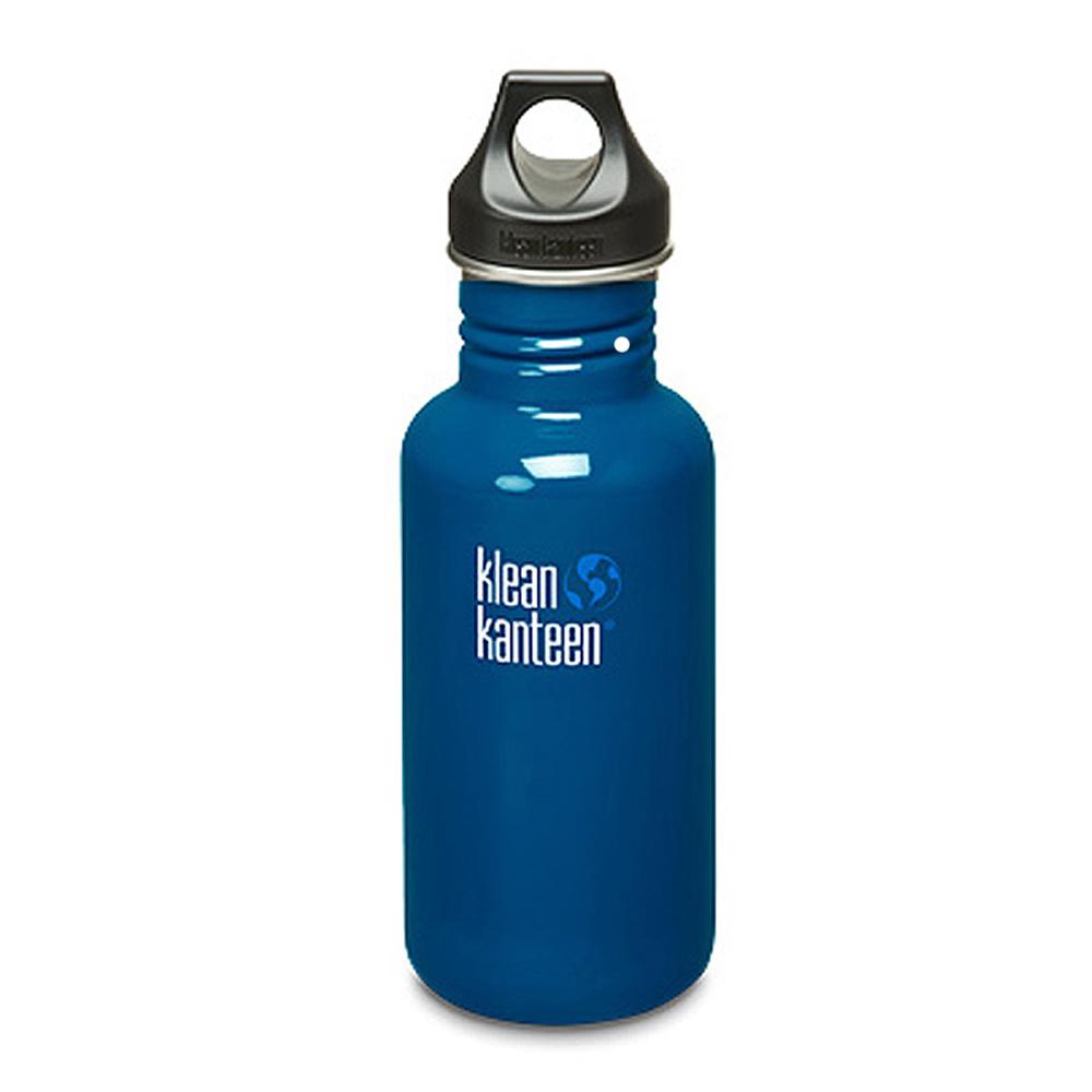 美國Klean Kanteen不鏽鋼瓶532ml-地球藍