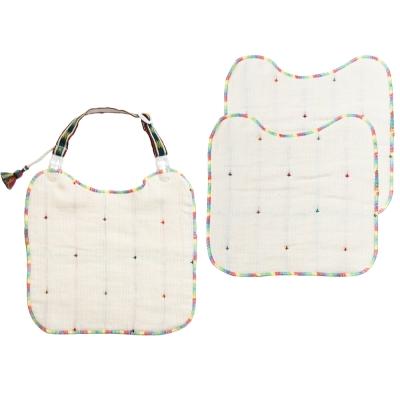 BOBO 六層紗波西米亞手帕夾組
