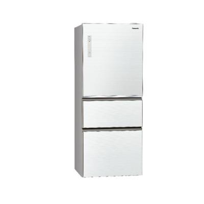 Panasonic國際牌 500L三門變頻玻璃冰箱 NR-C509NHGS