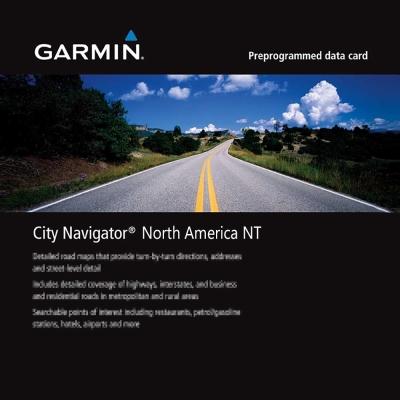 GARMIN 北美地圖卡-快