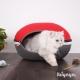 IBIYAYA依比呀呀~小巨蛋寵物窩床-紅(FB1308) product thumbnail 1