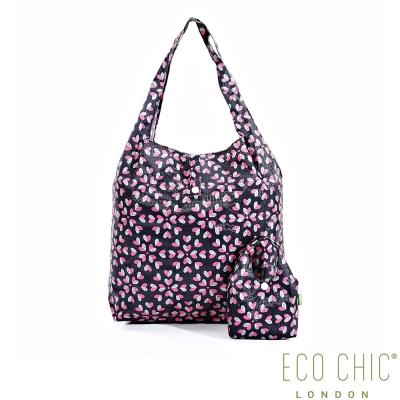 英國ECO CHIC購物袋-心花
