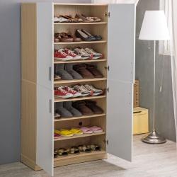 【尼普頓】典藏四門大鞋櫃