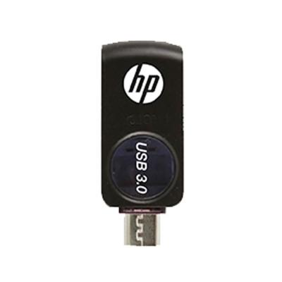 HP 64GB USB3.0 OTG 手機平板雙介面行動裝備隨身碟 (X800M)