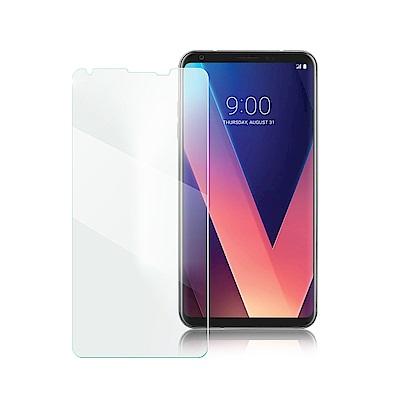 Xmart for LG V30 薄型 9H 玻璃保護貼-非滿版