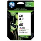 HP CN067AA #60 雙色組合包原廠墨水匣