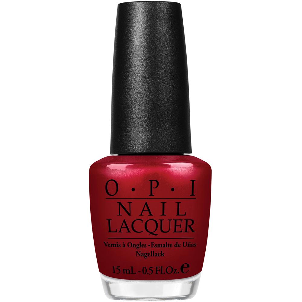 OPI 德國狂想系列‧紅色印象(NLG14)