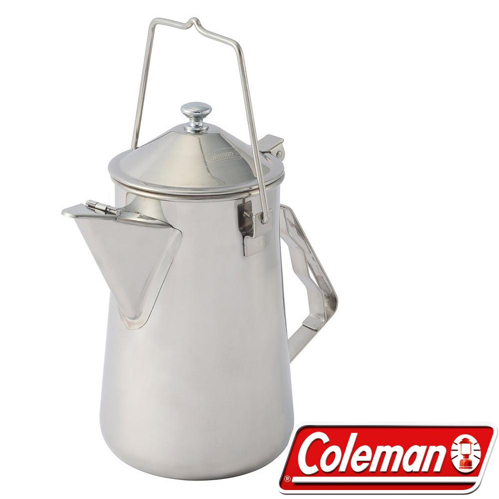 Coleman CM-26788 不鏽鋼火爐茶壺/燒水壺