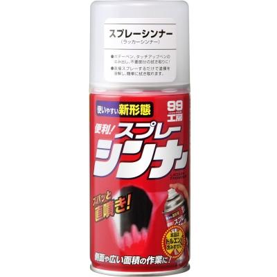 日本SOFT 99 去漆劑-快