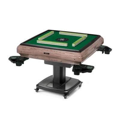 東方不敗電動麻將桌智多星四代-折疊底座-除濕熱風防