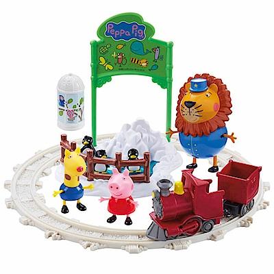 Peppa Pig 粉紅豬小妹 - 動物園旅行組