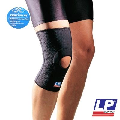 LP SUPPORT  高透氣型開孔式護膝(1只)  708CA