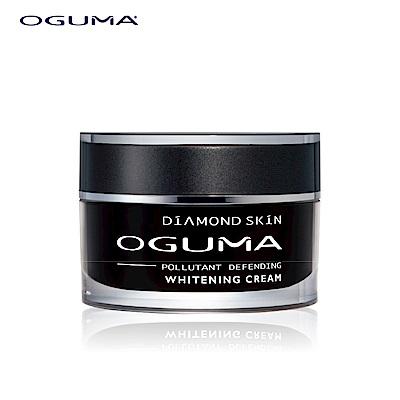 OGUMA水美媒 肌光鑽白乳霜30ml