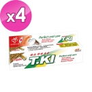 T.KI 蜂膠牙膏144gX4支 加贈蜂膠牙膏體驗組4條