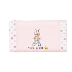 奇哥 花園比得兔乳膠健康枕-粉紅 (附枕套)