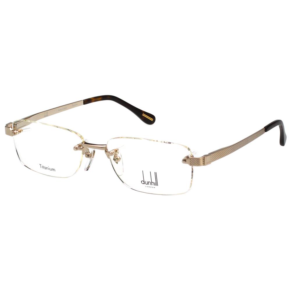 Dunhill 純鈦 光學眼鏡 (金色)VDH069J