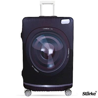 Starke 適用23-26吋高彈性行李箱套 -攝影相機