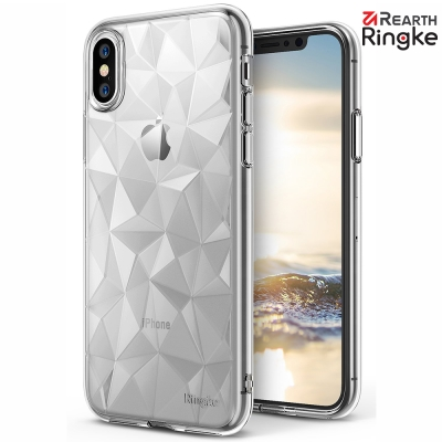 Ringke iPhone X [AIR PRISM] 3D水晶設計超薄手機殼