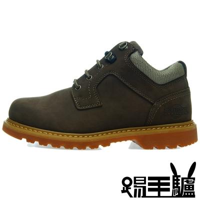 NORTHWEST 防潑水軟木填充美式時尚牛皮登山鞋TM-2515S(橄欖綠)