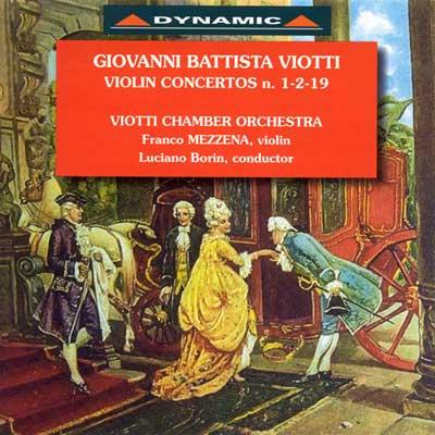 大師的禮讚-維歐提小提琴協奏曲全集2-CD