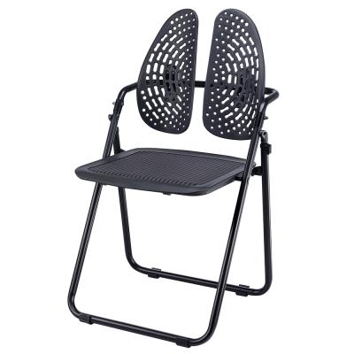 Bernice-德國專利雙背折疊椅/餐椅/戶外休閒椅(四入組合)-55x54x87cm