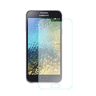 【SHOWHAN】Samsung E5 9H鋼化玻璃貼 疏水疏油高清抗指紋