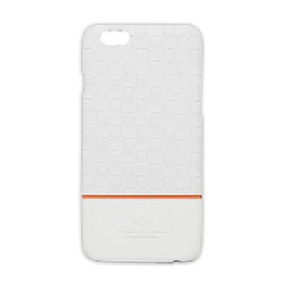 kajsa iphone 6 4.7時尚編織格紋保護殼