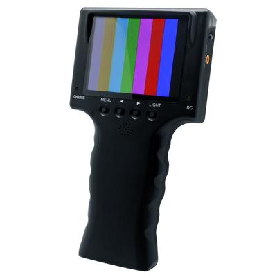 奇巧 工程級3.5吋AHD 1080P/720P數位類比手持式影音訊號顯示器