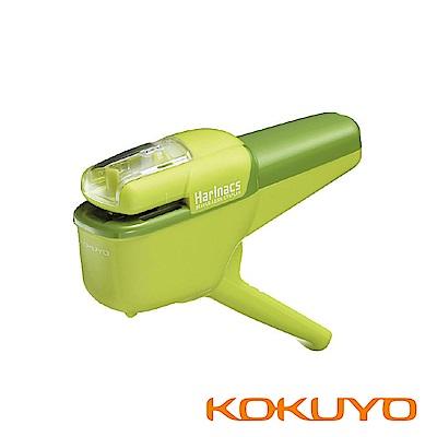 KOKUYO 無針訂書機10枚紙用-綠