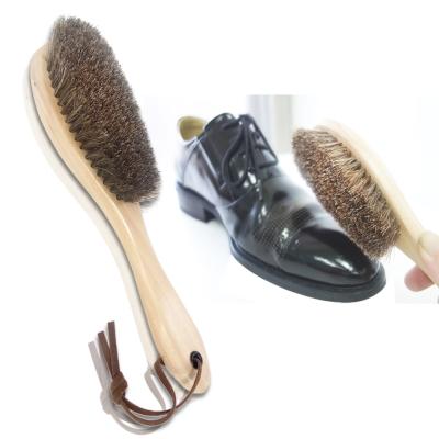 足的美形 拋光馬毛清潔刷(1隻)