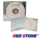 RED STONE CD-R 52X 單片壓克力殼裝*10入一組+贈1入