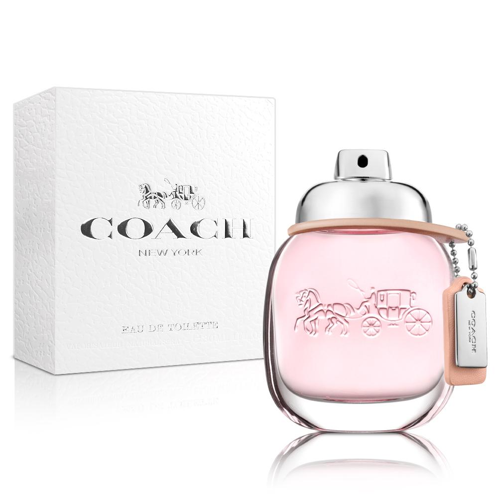COACH 時尚經典女性淡香水30ml