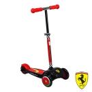 《凡太奇》FERRARI。兒童可調可拆式三輪滑板車 FXK3