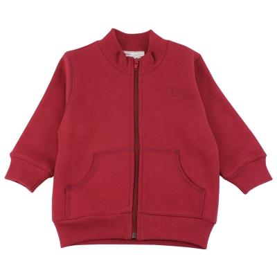 愛的世界 pappa&ciccia 彈性束口長袖外套/6~10歲