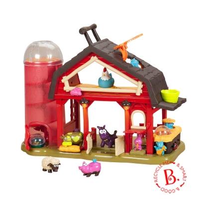 美國【B.Toys】農村曲(搖滾動物農莊)