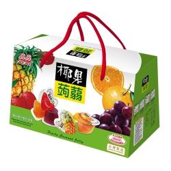 晶晶 椰果蒟蒻果凍禮盒(1150g)