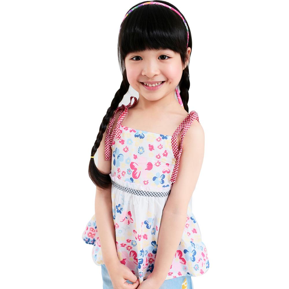 魔法Baby 細肩連身裙(紅.桔隨機)k34905