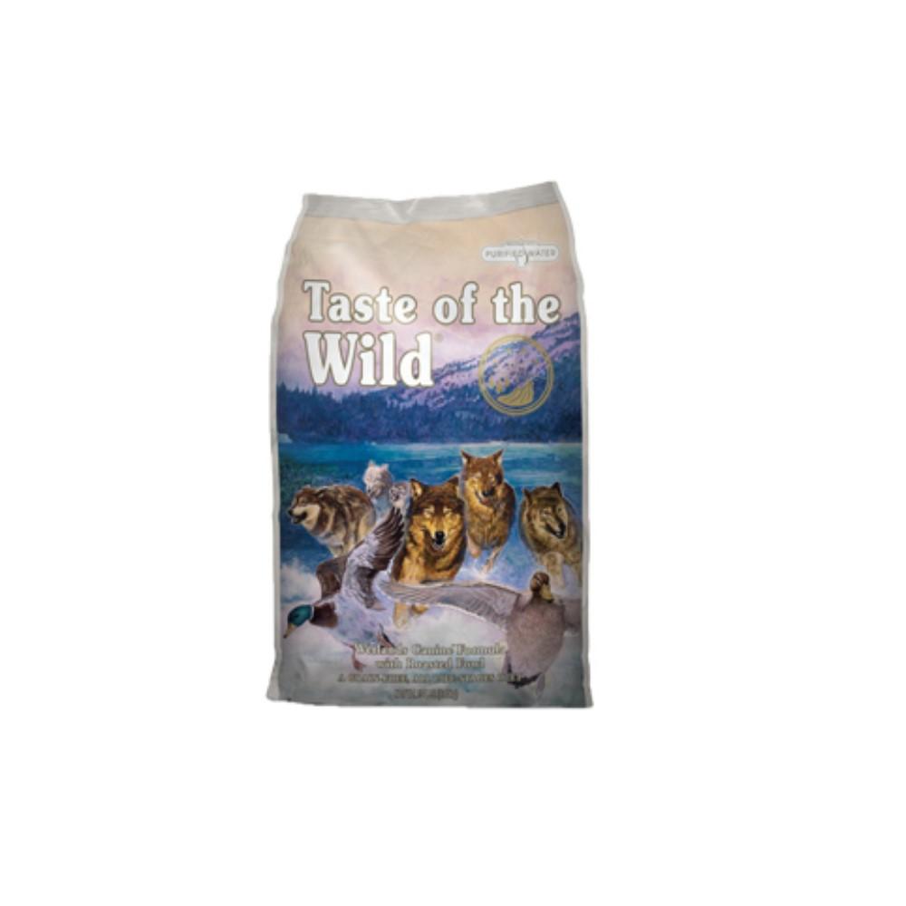 海陸饗宴《荒野鴨肉火雞肉》無穀低過敏狗糧 2.27kg
