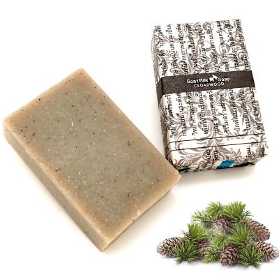 ThaiScent泰香 禾竹雪松山羊奶手工保養皂100g