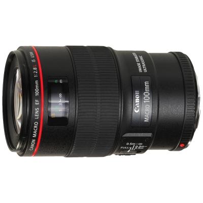 Canon EF 100mm f/2.8L Macro IS USM 微距鏡頭(公司貨)