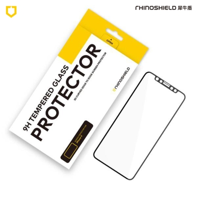 犀牛盾 9H 3D玻璃保護貼 iPhone X