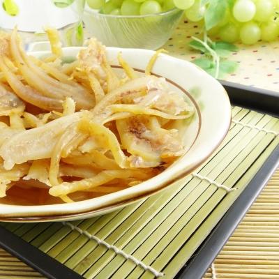 韓太-超激口感韓式煙燻魷魚腳-50g