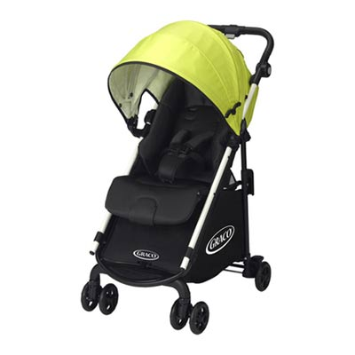 (清倉下殺)Graco Citicargo 購物型單向嬰幼兒手推車(亮眼綠)
