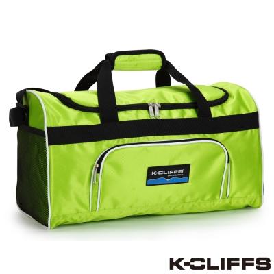 美國K-CLIFFS 出遊必備萬用旅行袋_翠綠