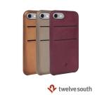 Twelve South iPhone 7 卡夾皮革保護背蓋