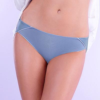 黛安芬-Home Bra-紓壓系列低腰內褲 M-EEL(天空藍)