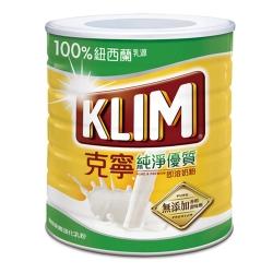 KLIM克寧 100%天然純淨即溶奶粉(2.3kg)