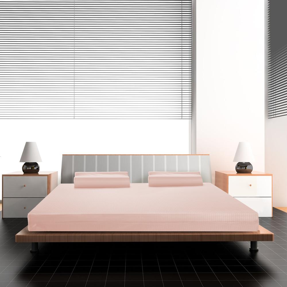 House Door 日本防蹣抗菌11cm波浪記憶床墊-單人3尺